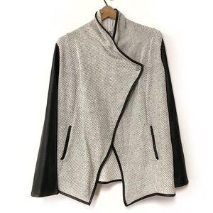 Jack by BB Dakota Asymmetrical Sweater Size M